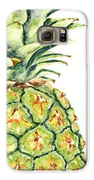 Aloha Again Galaxy S6 Case by Marsha Elliott