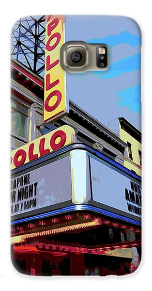 Amateur Night At The Apollo Galaxy S6 Case by Ed Weidman