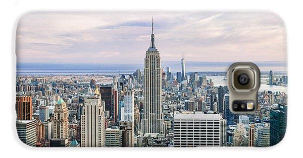 Amazing Manhattan Galaxy S6 Case by Az Jackson