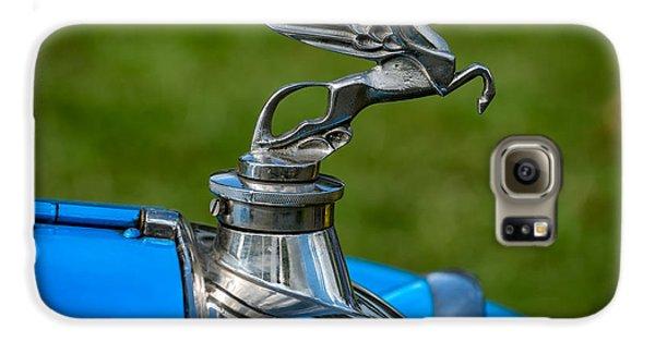 Amilcar Pegasus Emblem Galaxy S6 Case by Adrian Evans