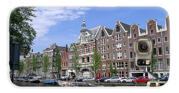 Amsterdam Galaxy S6 Case by Sandy Taylor
