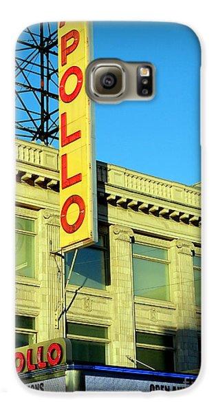 Apollo Vignette Galaxy S6 Case by Ed Weidman