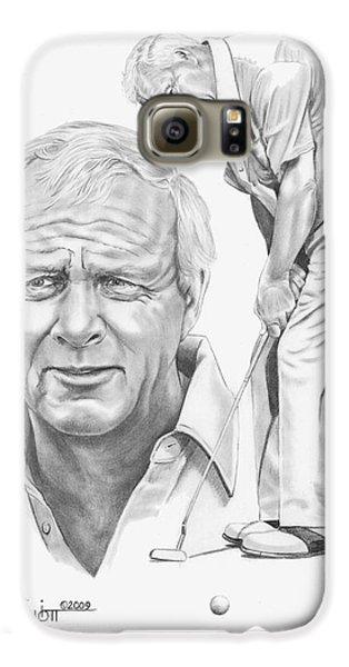 Arnold Palmer Galaxy S6 Case by Murphy Elliott