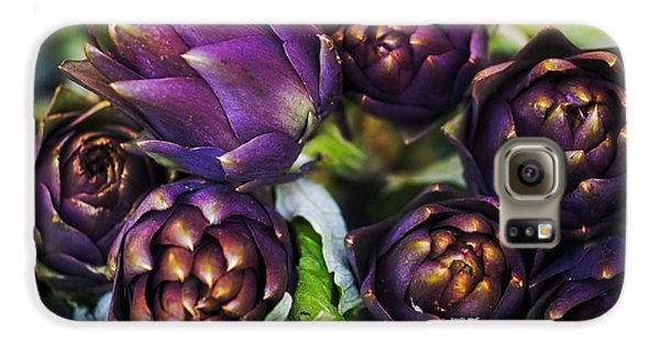 Artichokes  Galaxy S6 Case by Joana Kruse