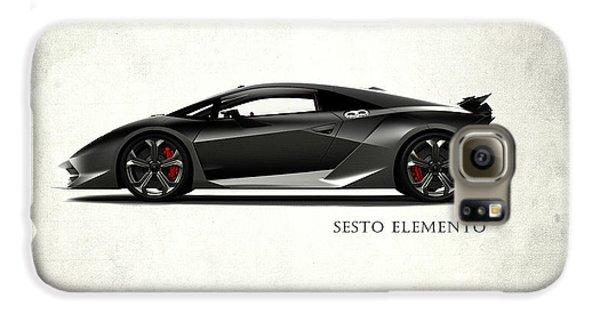 Lamborghini Sesto Elemento Galaxy S6 Case by Mark Rogan