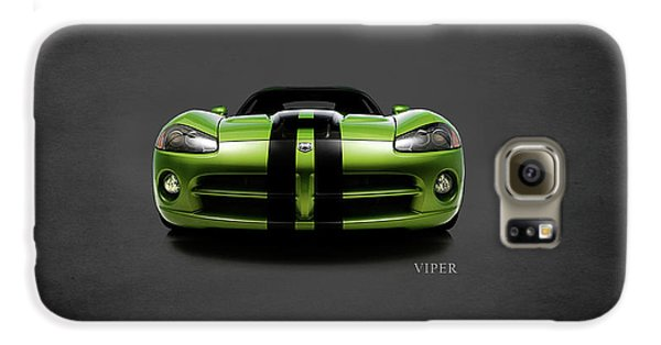Dodge Viper Galaxy S6 Case by Mark Rogan