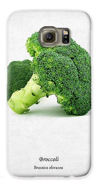 Broccoli Galaxy S6 Case by Mark Rogan