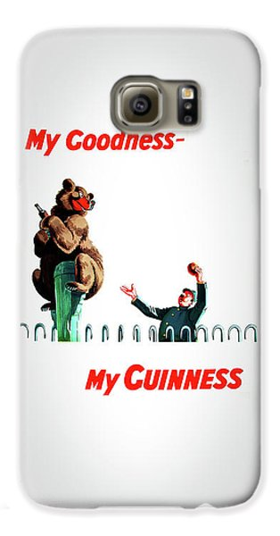 My Goodness My Guinness 2 Galaxy S6 Case by Mark Rogan