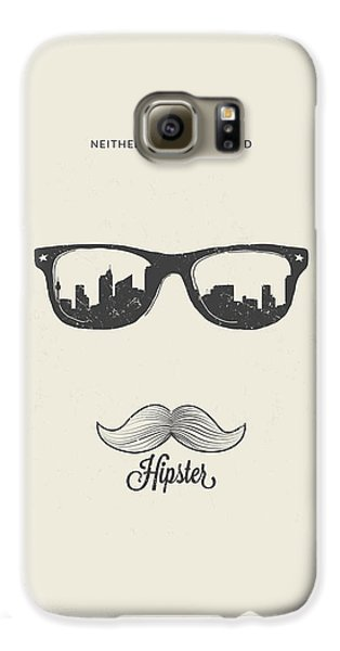Hipster Neither Lost Nor Found Galaxy S6 Case by BONB Creative