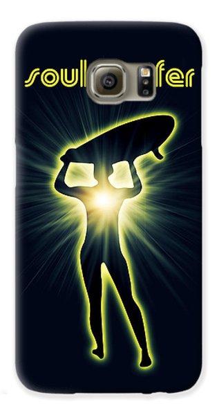 Soul Surfer Galaxy S6 Case by Mark Ashkenazi