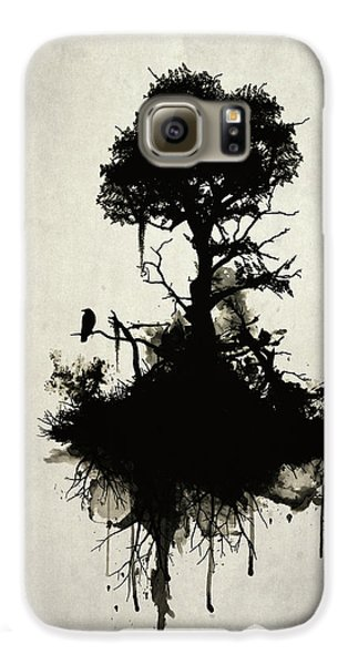 Last Tree Standing Galaxy S6 Case by Nicklas Gustafsson