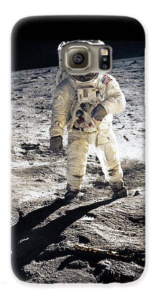 Astronaut Galaxy S6 Case by Photo Researchers