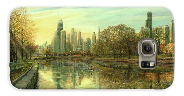 Autumn Serenity Galaxy S6 Case by Doug Kreuger