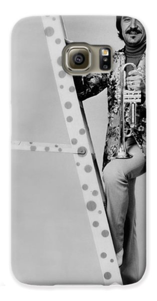 Band Leader Doc Severinson 1974 Galaxy S6 Case by Mountain Dreams