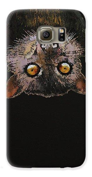 Bat Galaxy S6 Case by Michael Creese