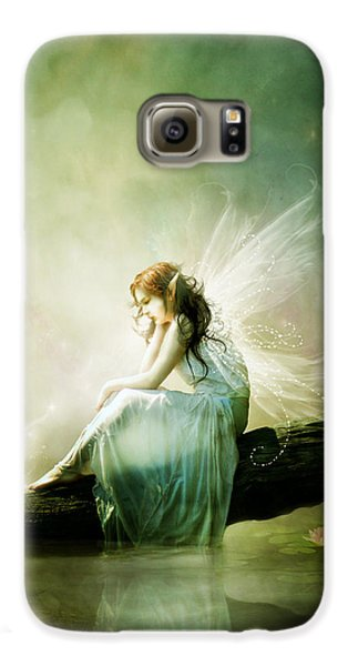 Best Of Friends Galaxy S6 Case by Mary Hood