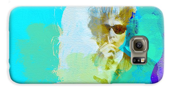 Bob Dylan Galaxy S6 Case by Naxart Studio