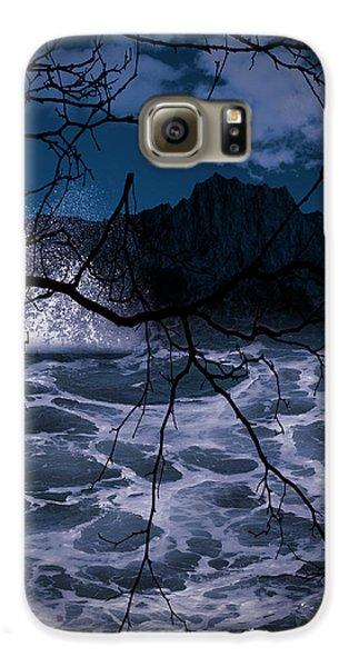 Caliginosity Galaxy S6 Case by Lourry Legarde