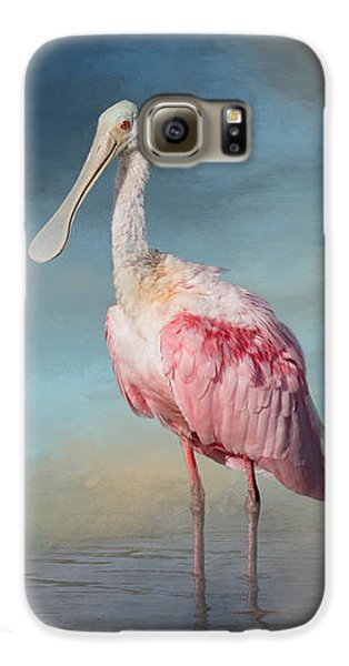 Call Me Rosy Galaxy S6 Case by Kim Hojnacki