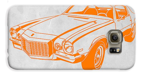 Camaro Galaxy S6 Case by Naxart Studio