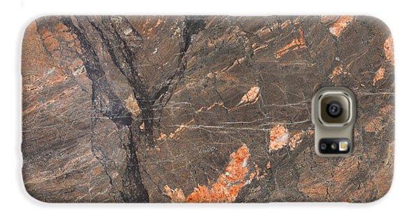 Capolaboro Granite Galaxy S6 Case by Anthony Totah