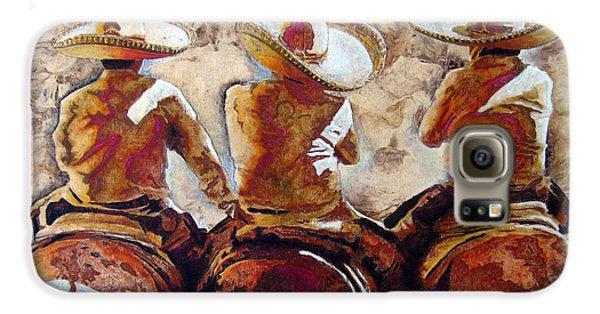 Charros Galaxy S6 Case by Jose Espinoza