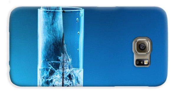 Chicago Bar Galaxy S6 Case by Amanda Barcon