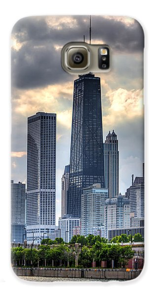 Chicago From The Pier Galaxy S6 Case by Joshua Ball