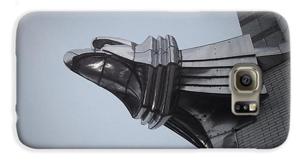 Chrysler Building Detail Galaxy S6 Case by Naxart Studio