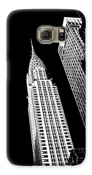 Chrysler Nights Galaxy S6 Case by Az Jackson
