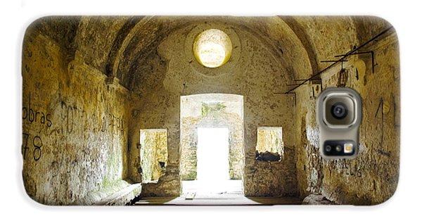 Church Ruin Galaxy S6 Case by Carlos Caetano