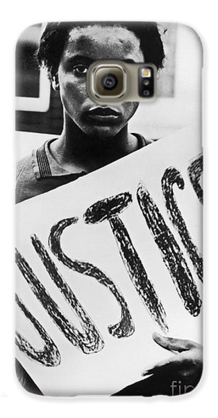 Civil Rights, 1961 Galaxy S6 Case by Granger