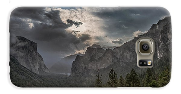 Clouds And Light Galaxy S6 Case by Bill Roberts