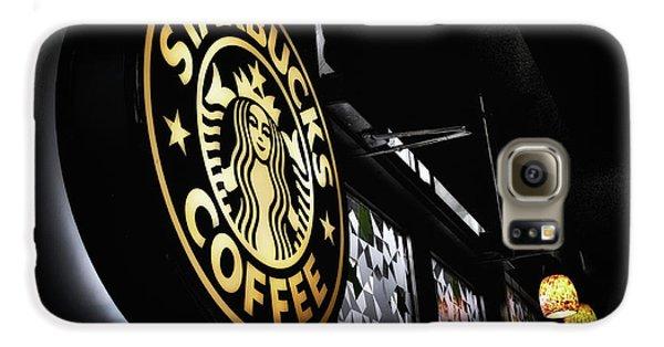 Coffee Break Galaxy S6 Case by Spencer McDonald