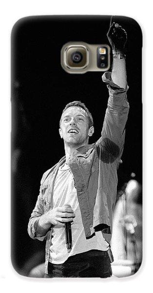 Coldplay 16 Galaxy S6 Case by Rafa Rivas