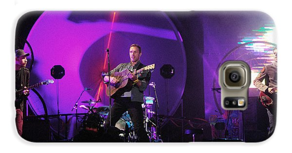 Coldplay5 Galaxy S6 Case by Rafa Rivas