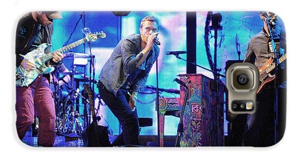 Coldplay7 Galaxy S6 Case by Rafa Rivas