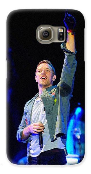 Coldplay8 Galaxy S6 Case by Rafa Rivas