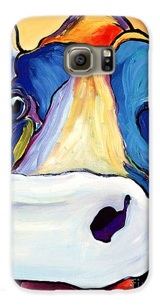 Dairy Queen I   Galaxy S6 Case by Pat Saunders-White