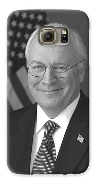 Dick Cheney Galaxy S6 Case by War Is Hell Store