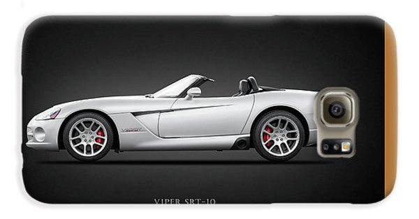 Dodge Viper Srt10 Galaxy S6 Case by Mark Rogan