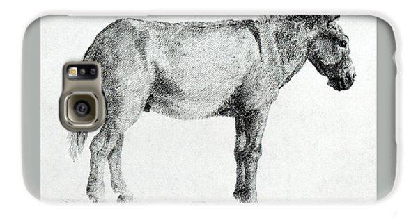 Donkey Galaxy S6 Case by George Stubbs