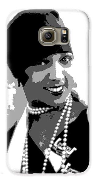 Dorothy Dandridge Galaxy S6 Case by Charles Shoup