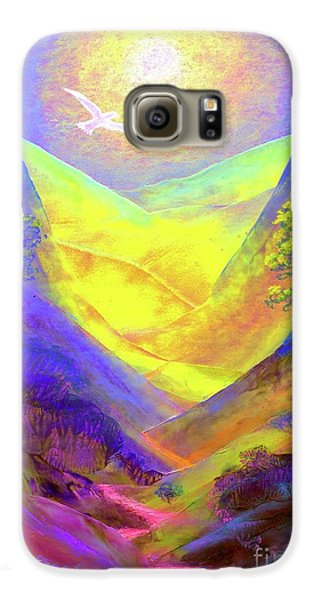 Dove Valley Galaxy S6 Case by Jane Small