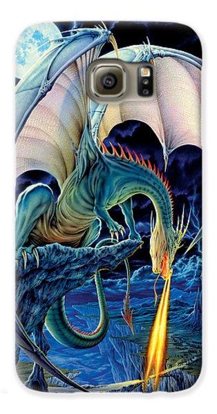 Dragon Causeway Galaxy S6 Case by The Dragon Chronicles - Robin Ko