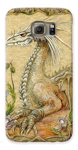 Dragon Galaxy S6 Case by Morgan Fitzsimons