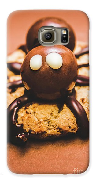 Eerie Monsters. Halloween Baking Treat Galaxy S6 Case by Jorgo Photography - Wall Art Gallery