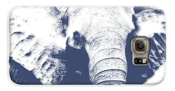Elephant 4 Galaxy S6 Case by Joe Hamilton