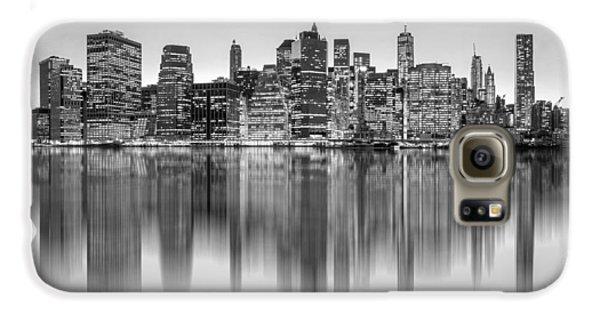 Enchanted City Galaxy S6 Case by Az Jackson