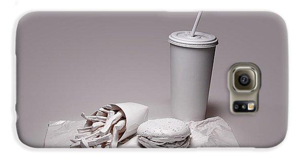 Fast Food Drive Through Galaxy S6 Case by Tom Mc Nemar